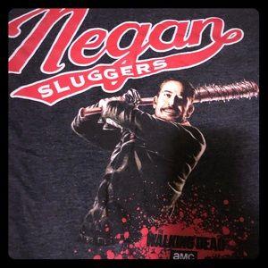 AMC Walking Dead Negan Sluggers T-shirt